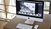 Vollbildmodus auf dem Mac starten und beenden