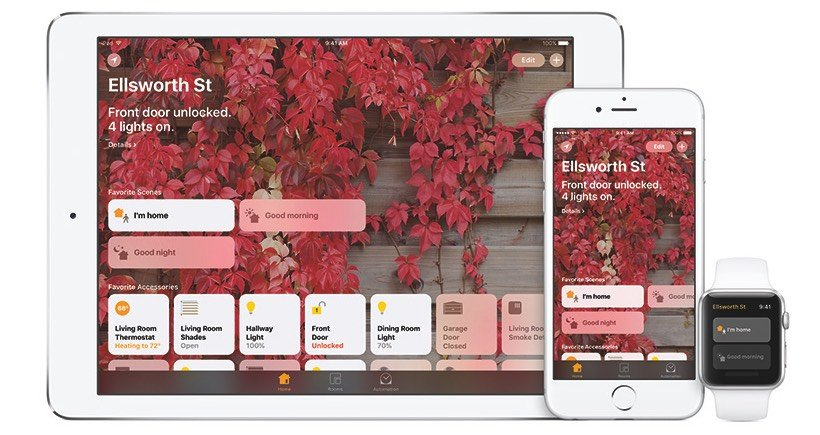 iOS10-Home-homekit