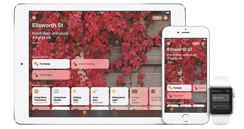 homekit so funktioniert die heimautomatisierung mit apple. Black Bedroom Furniture Sets. Home Design Ideas