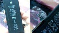 iPhone 6: Bilder zeigen 1810-mAh-Akku für 4,7-Zoll-Modell