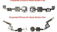 iPhone 6: Bilder zeigen Home Button für 4,7- und 5,5-Zoll-Modelle