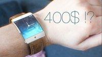 iWatch: Apple erwägt Preis von 400 US-Dollar