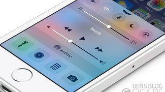 Anleitung: iOS 8 Kontrollzentrum unter iOS 7 nutzen [Cydia]