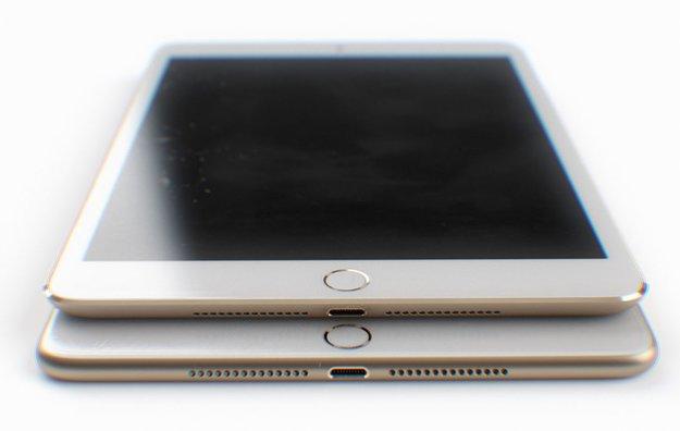 Produktion für das iPad Air 2 soll begonnen haben