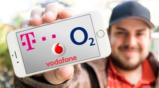 iPhone mit Vertrag: Telekom, O2 und Vodafone im Tarif-Vergleich