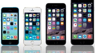 iPhone 6, 6 Plus, iPhone 5s und 5c im Vergleich: Welches Modell kaufen? (Mit Video)