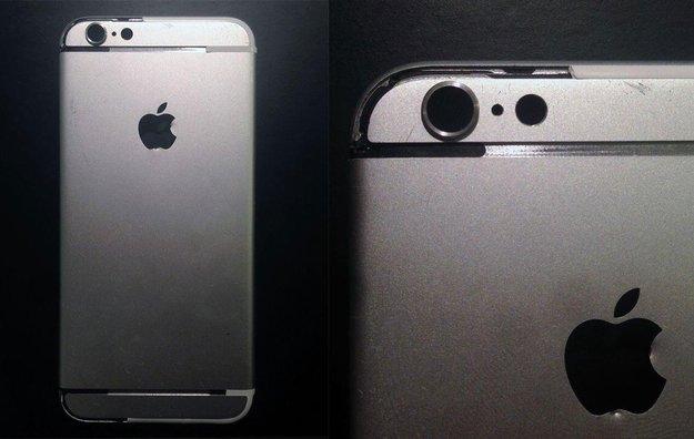 iPhone 6: Neue Fotos zeigen Gehäuse und Display im Detail
