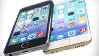 iPhone 6: Aufgetauchte Schaltpläne deuten auf 128GB-Modell hin