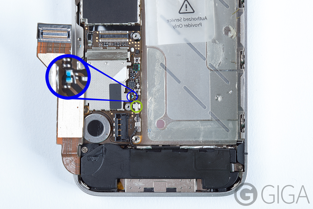 Iphone 5s reparatur schraubenkarte zum herunterladen