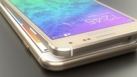 iPhone 6 vs. Samsung Galaxy Alpha: Showdown in Bildern