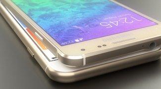 iPhone 6 vs. Samsung Galaxy Alpha: Showdown in Bildern