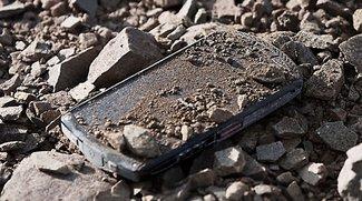 Kyocera Brigadier: Smartphone mit Saphirglas-Display vorgestellt – vor dem iPhone 6