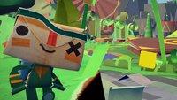 gamescom 2014: Tearaway Unfolded erscheint für die PlayStation 4