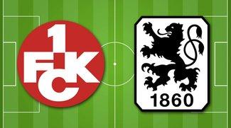 1. FC Kaiserslautern - TSV 1860 München Live-Stream: Hattrick Live 2. Bundesliga auf Sport 1