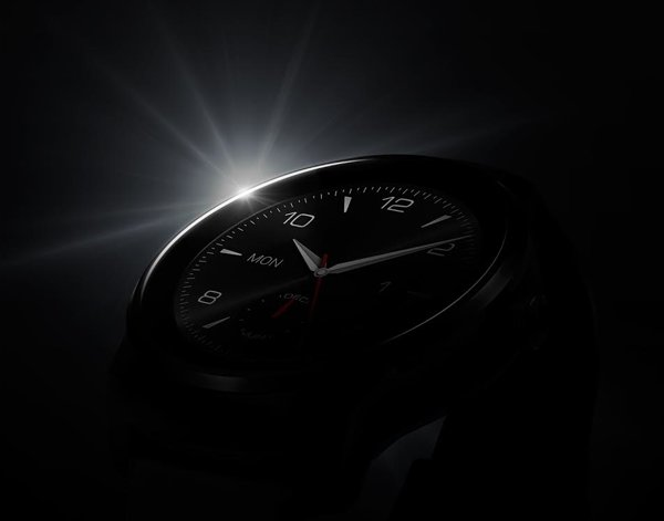 LG G Watch R: Neues Teaserbild deutet auf wuchtige Smartwatch hin