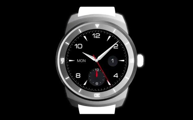 LG G Watch R: Smartwatch mit rundem Display für die IFA angeteasert