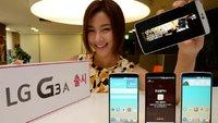 LG G3 A: Kleinere LG G3-Variante offiziell vorgestellt