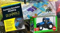 Landwirtschafts-Simulator 15: Probespielen auf der gamescom 2014