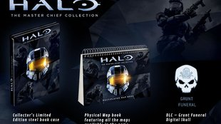 Halo Master Chief Collection: Die Limited Edition enthüllt