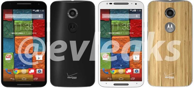 Motorola Moto X+1: Händler listet drei Varianten