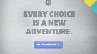 Motorola-Event im September: Übersicht der kommenden Geräte