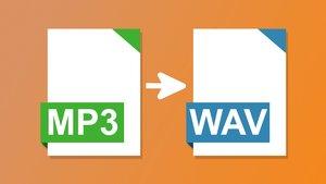 MP3 in WAV umwandeln – so geht's (kostenlos)