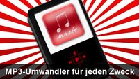 MP3-Umwandler: Aus Dateien und CDs MP3 machen