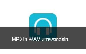 MP3 in WAV umwandeln mit Tools oder online: ist das sinnvoll?