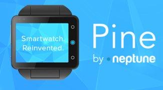 """""""Smartphone-Watch"""" Neptune Pine: Auslieferung beginnt"""