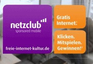 Galaxy S5, Amazon Gutscheine, 3 Monate Gratis-Surfen und mehr bei netzclub gewinnen