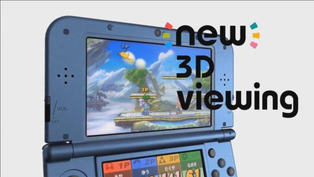 New 3DS: Erste Verkaufszahlen eingetroffen