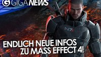 GIGA News: Mass Effect 4, EA-Abo und The Last of Us-Film