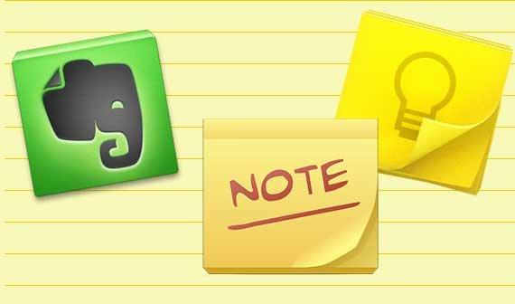 Die besten Notiz-Apps für Android