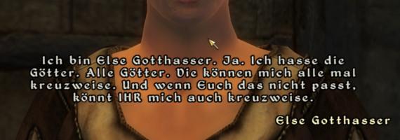 Oblivion Auf Deutsch