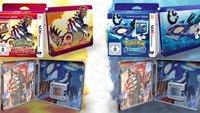 Pokémon Omega Rubin / Alpha Saphir: Erscheinen auch als Limited-Steelbook-Edition