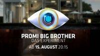 Promi Big Brother 2015 im Live-Stream: Neue Folge und erster Auszug heute