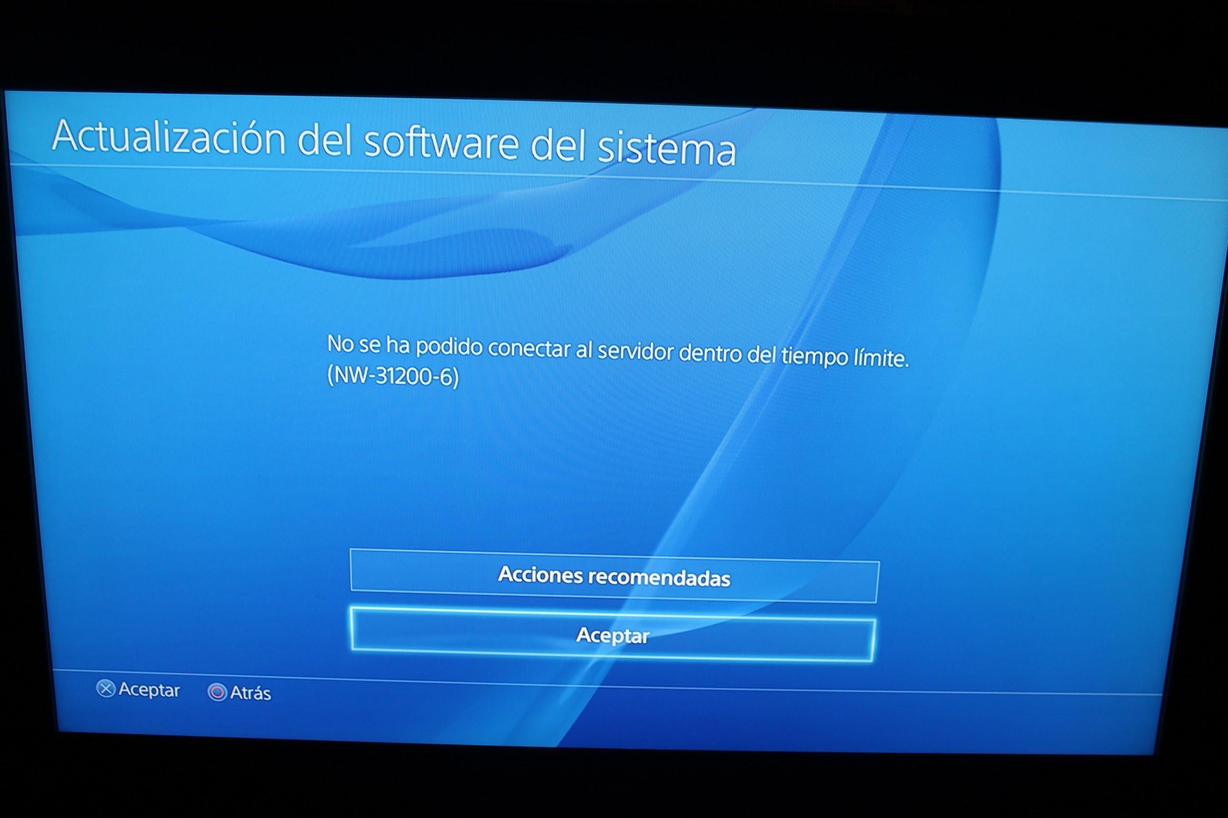 Ps4 Software Fehler