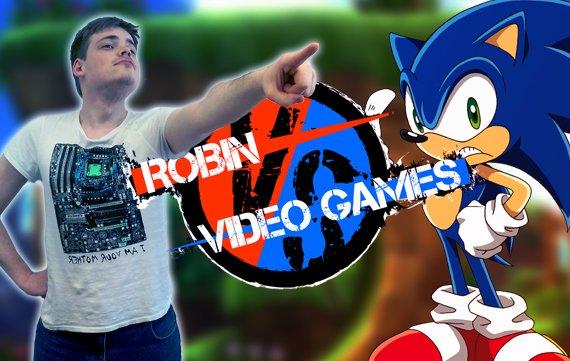 Robin VS Video Games: Sonic - Zum Einschläfern