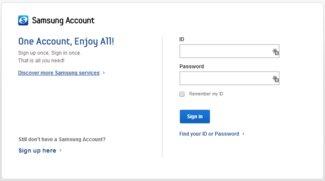 Samsung Account: Was bringt der Zugang