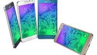 Samsung Galaxy Alpha ab sofort erhältlich