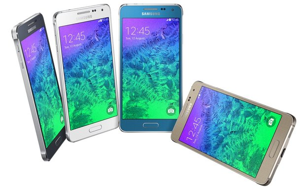 """Samsung: Galaxy Alpha soll """"Metall-Ära"""" einläuten"""