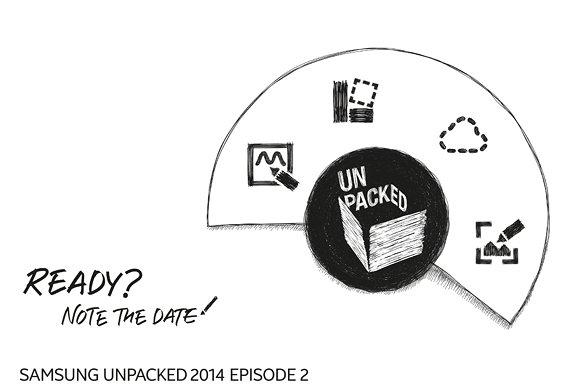 Samsung Galaxy Note 4: Unpacked Event am 3. September [IFA 2014, Update]