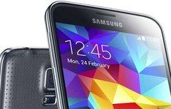 Samsung Galaxy-Geräte auf...