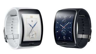 Samsung Gear S: Smartwatch mit gebogenem OLED-Display und 3G-Modul enthüllt