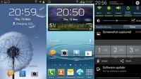 TouchWiz: Samsung Android-Benutzeroberfläche