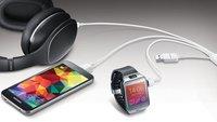 """Samsung stellt """"3 in 1""""-Micro-USB-Ladekabel vor"""