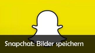 Snapchat: Bilder speichern: So geht's 2016
