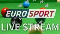 Snooker-Main-Tour: Weltmeisterschaft im Live-Stream & TV heute auf Eurosport