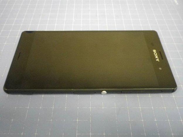 Sony Xperia Z3: Bilder zeigen kommendes Topmodell erneut – sogar von Innen