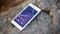 Sony Xperia M2 Aqua: Wasserdichtes Mittelklasse-Smartphone vorgestellt